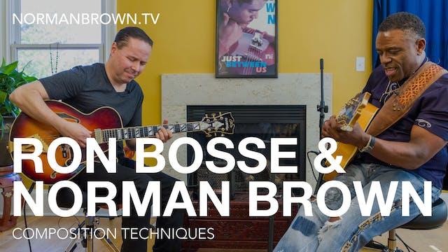 Composition Techniques | Ron Bosse & Norman Brown
