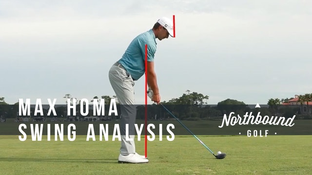 Max Homa Swing Analysis
