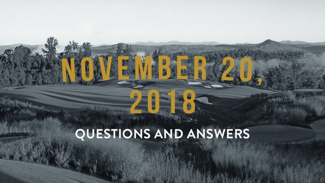 November 20, 2018