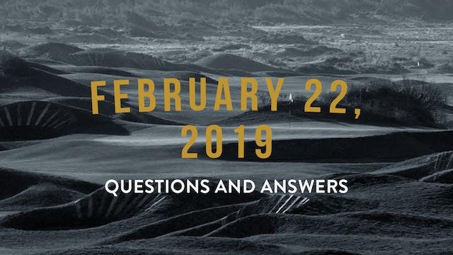February 22, 2019