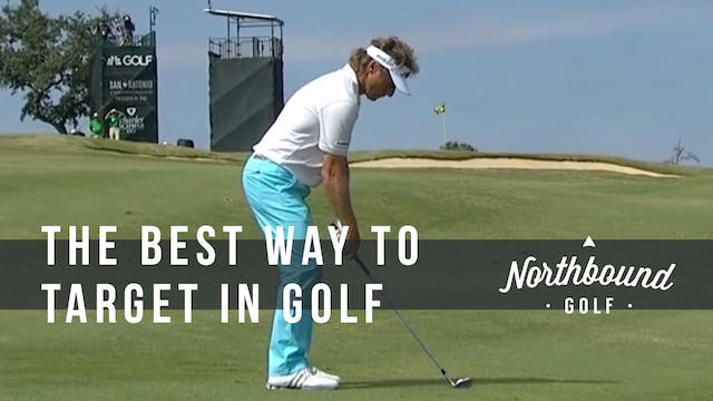 The Best Way to Target in Golf
