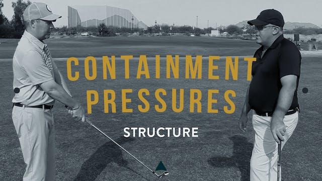 Containment Pressures