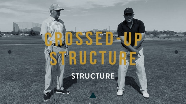 Crossed-Up Structure