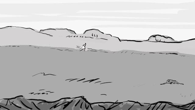 North Passage Animatic