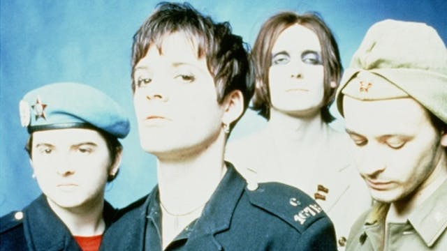 NO MANIFESTO: A FILM ABOUT MANIC STREET PRECHERS