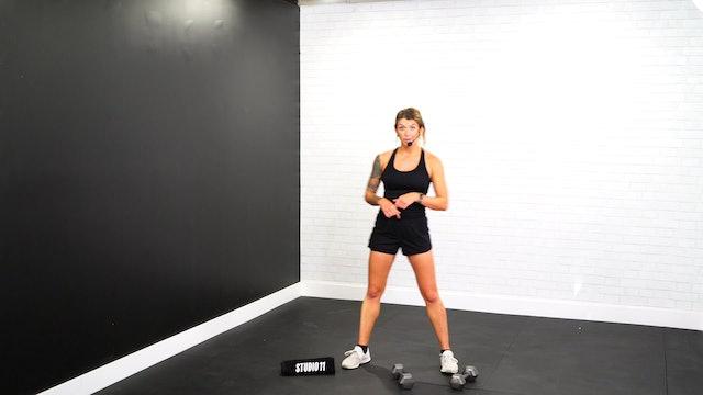 LOWER BODY STRENGTH | OLIVIA