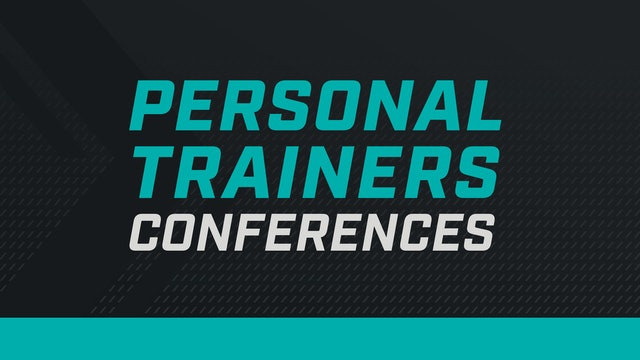 Personal Trainers Conference