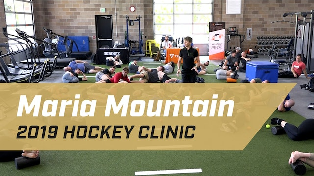Putting the Tools to Work - Mobility for Goalies