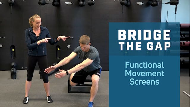 Apply Functional Movement Screens to ...