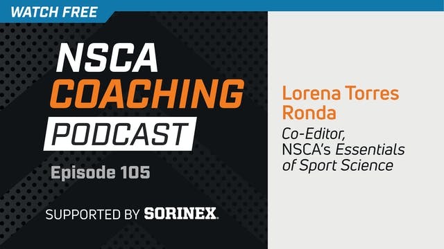 EPISODE 105 - LORENA TORRES RONDA