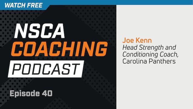Episode 40 - Joe Kenn
