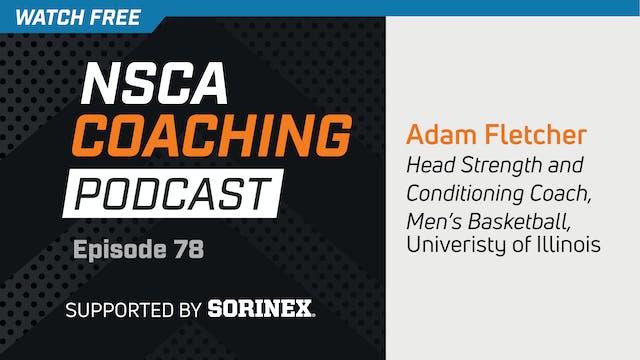 Episode 78 - Adam Fletcher