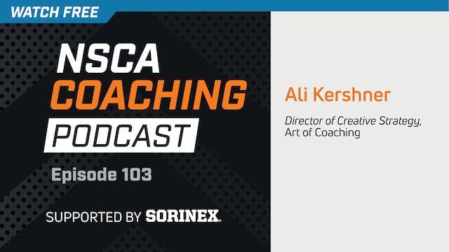 Episode 103 - Ali Kershner