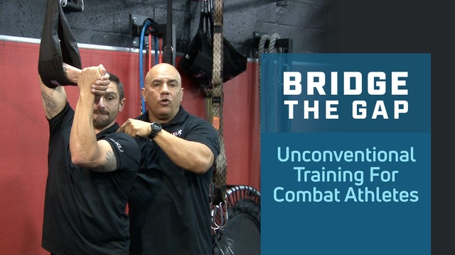 Unconventional Training for Combat Athletes