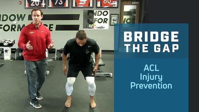 ACL Injury Prevention Strategies, with Loren Landow
