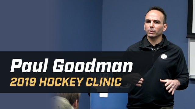 Paul Goodman - Coaching the Strengths...