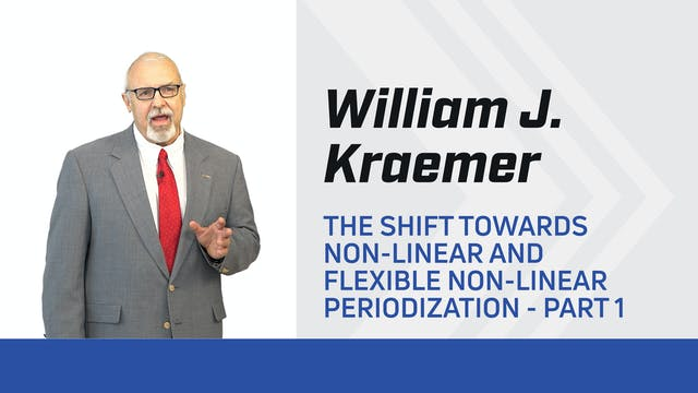 The Shift Towards Non-Linear and Flexible Non-Linear Periodization Models Part 1