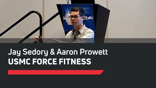 USMC Force Fitness Program: Improving Tactical Athletes and Preventing Injury