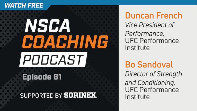 Episode 61 - Duncan French & Bo Sandoval