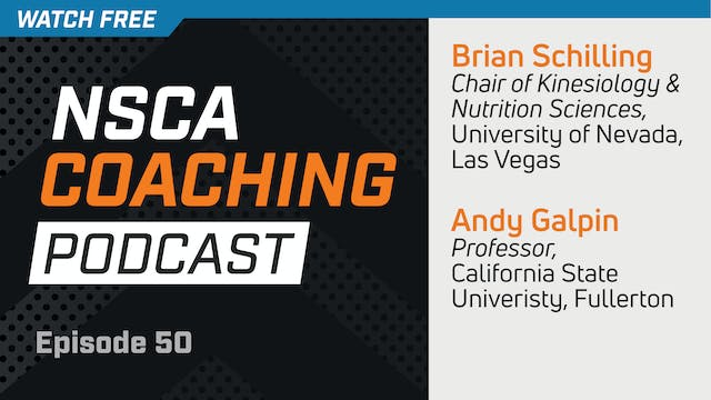 Episode 50 - Brian Schilling & Andy G...