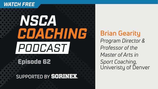 Episode 62 - Brian Gearity