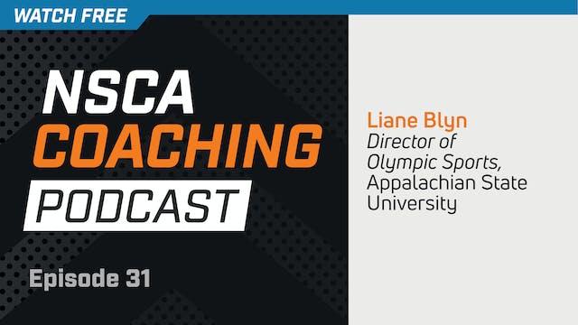 Episode 31 - Liane Blyn