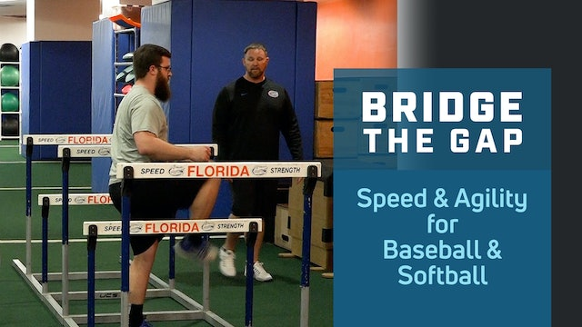 Speed and Agility Training for Baseball/Softball with Paul Chandler