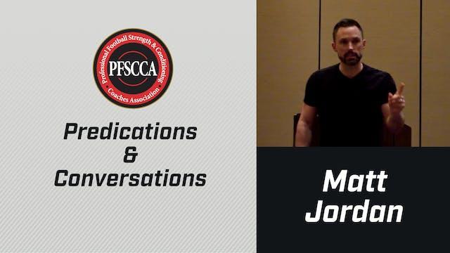 PFSCCA: Predications & Conversations