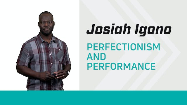 Perfectionism and Performance