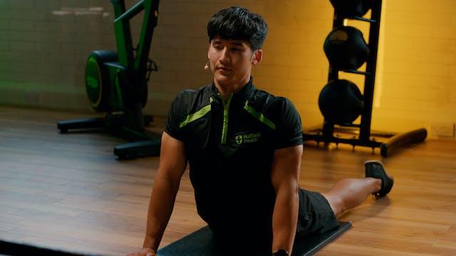 Lower Body Workout with Panu #6