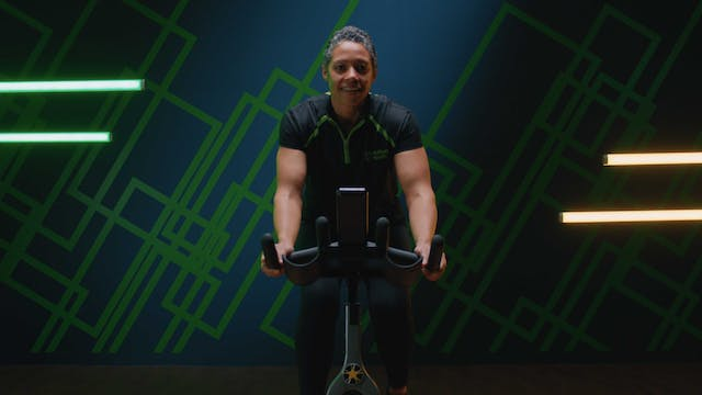 Cycle Workout with Michaela #4