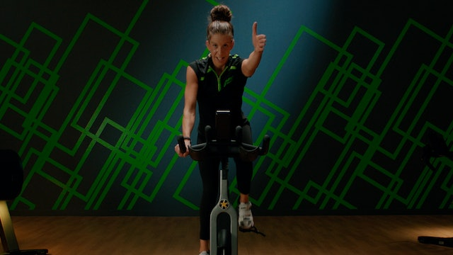 Cycle Workout With Zahra #4