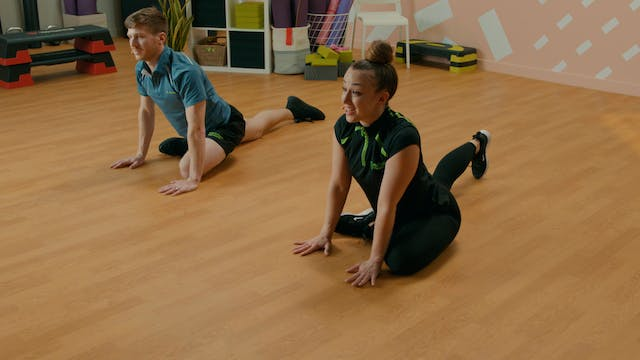 Clinical Pilates for Runners with Jos...
