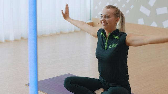 Pilates with Olivia #6