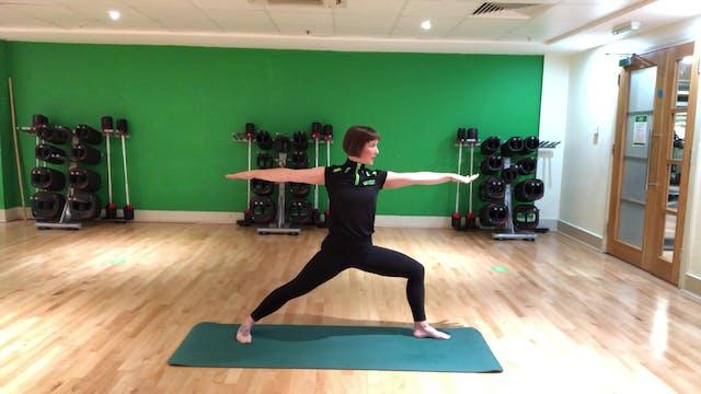 Hatha Yoga with Joelle #1