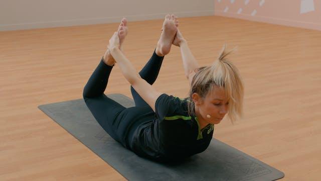 Morning Yoga Flow with Sarah