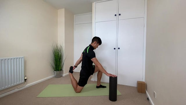 Runners' Stretch and Mobility with Panu