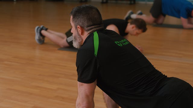 Core Workout with Stephen #2