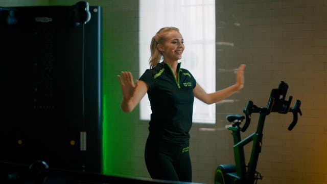 HIIT for Beginners with Olivia