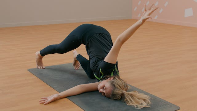 Yoga for Sports with Sarah