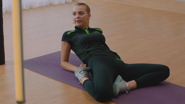 Lower Body Stretch with Olivia #1