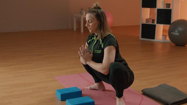Prenatal Yoga for Trimester 3 with Zoë