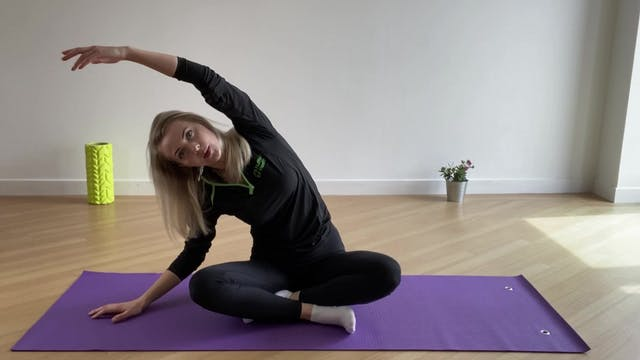 Stretch and Relax with Olivia