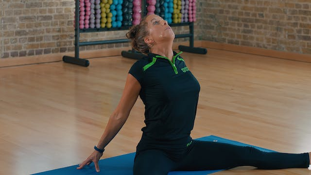 Stretch and Flow with Zahra