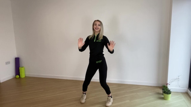 Freestyle Dance with Olivia