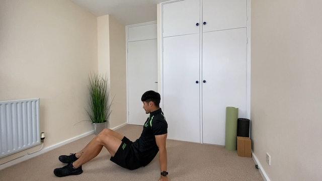 Full Body Workout with Panu #2