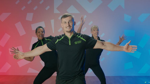 National Fitness Day: HIIT with Conor