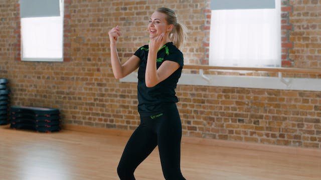 DanceFit with Olivia #2