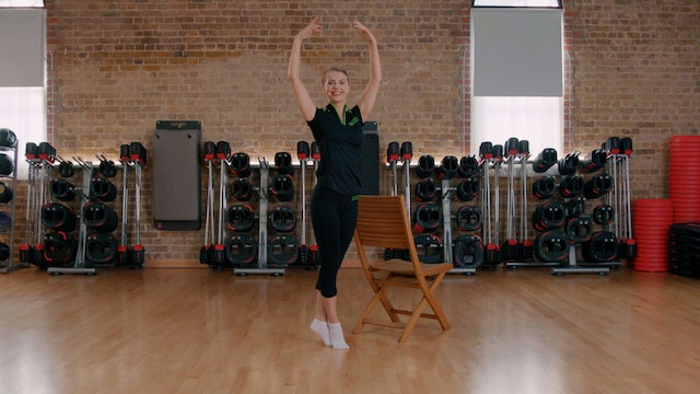 Barre with Olivia #1