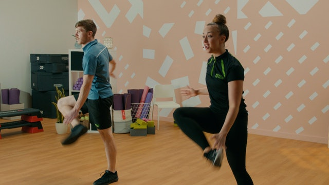 Pilates for Runners with Hannah #1